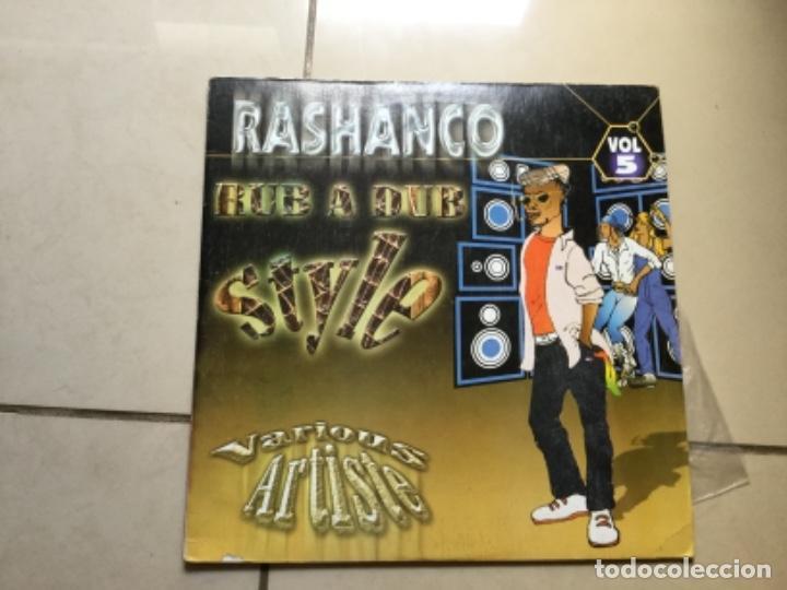 RASHANCO VOL 5- RUB A DUB STYLE . (Música - Discos de Vinilo - EPs - Reggae - Ska)