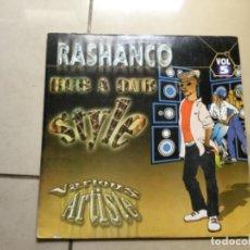 Discos de vinilo: RASHANCO VOL 5- RUB A DUB STYLE . . Lote 141692106