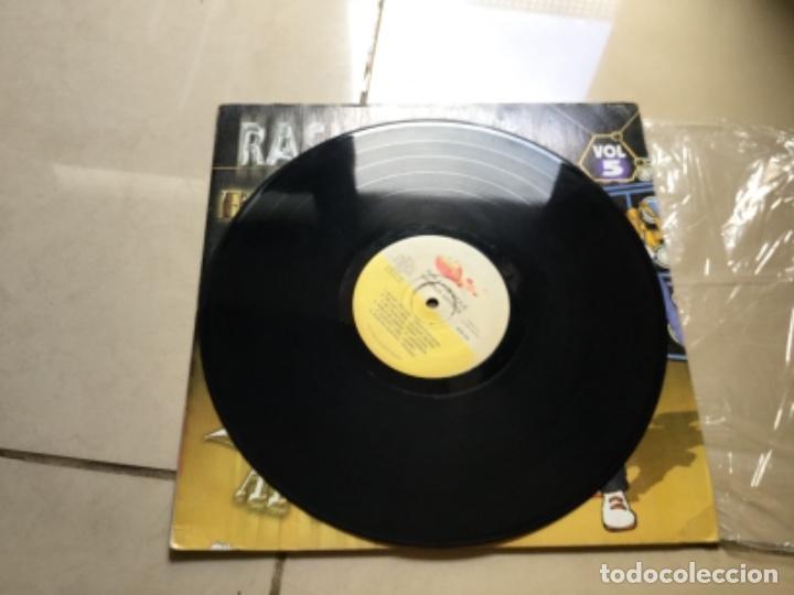 Discos de vinilo: Rashanco vol 5- Rub a dub style . - Foto 2 - 141692106