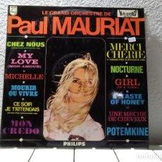 Discos de vinilo: LE GRAND ORCHESTRE DE PAUL MAURIAT. Lote 141693638