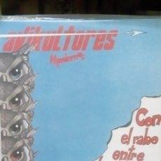 Discos de vinilo: AVIKULTORES MODERNOS CON EL RABO ENTRE LAS PIERNAS. Lote 141648446