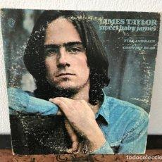 Discos de vinilo: JAMES TAYLOR - SWEET BABY JAMES. Lote 141717694