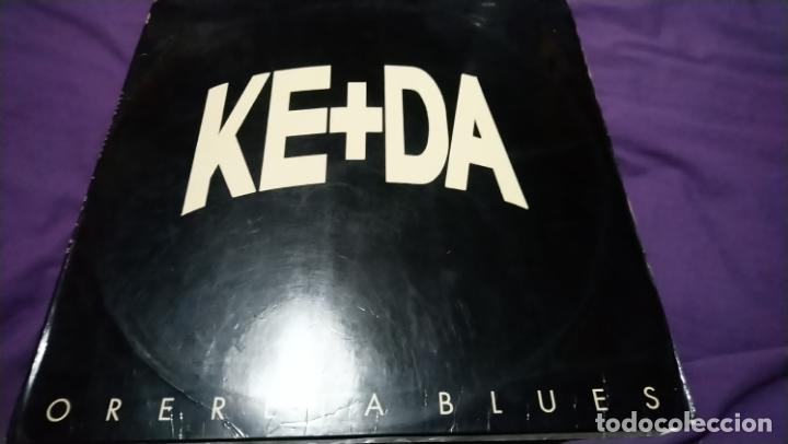 KE+DA ORERETA BLUES LP (Música - Discos - LP Vinilo - Heavy - Metal)
