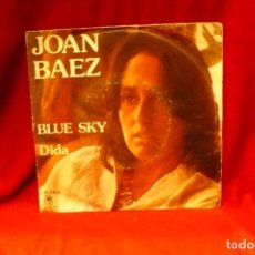 Discos de vinilo: JOAN BAEZ -- BLUE SKY / DIDA, AM RECORDS, 1975.. Lote 141741418