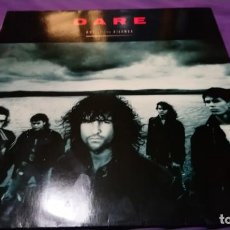 Discos de vinilo: DARE -OUT OF THE SILENCE- (1988) LP DISCO VINILO. Lote 141759346