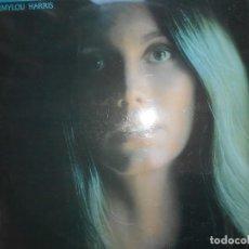 Disques de vinyle: LP EMMYLOU HARRIS. LUXURY LINER. HISPAVOX 1977. Lote 141761218