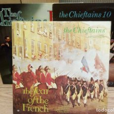 Discos de vinilo: LOTE DE 3 VINILOS LP THE CHIEFTAINS. Lote 141761326