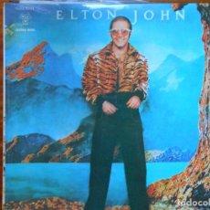 Disques de vinyle: LP ELTON JOHN. CARIBOU. EMI-ODEÓN 1974. Lote 141762086