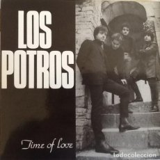 Discos de vinilo: LOS POTROS; LITTLE GIRL + TIME OF LOVE +COME ON WITH ME +1. Lote 141769694