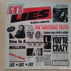 Discos de vinilo: GUNS N ROSES - LIES (LP) . Lote 141781830