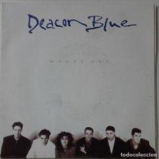 Discos de vinilo: DEACON BLUE: WAGES DAY. Lote 141791466