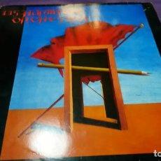 Discos de vinilo: PUNGENT STENCH / DISHARMONIC ORCHESTRA SPLIT LP 1ST PRESS MEGARARE NUCLEAR BLAST. Lote 141796358