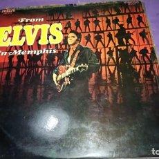 Discos de vinilo: ELVIS PRESLEY ?– FROM ELVIS TO MEMPHIS . Lote 141814998
