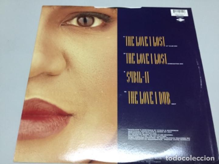 Discos de vinilo: West and featuring Sybil- the love I lost - Foto 2 - 141815662