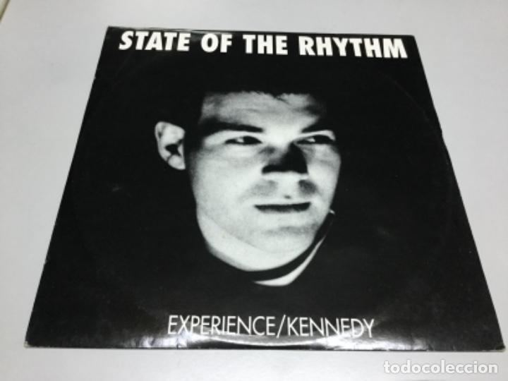 Discos de vinilo: State of the rhythm - Experience/ Kennedy - Foto 1 - 141818278