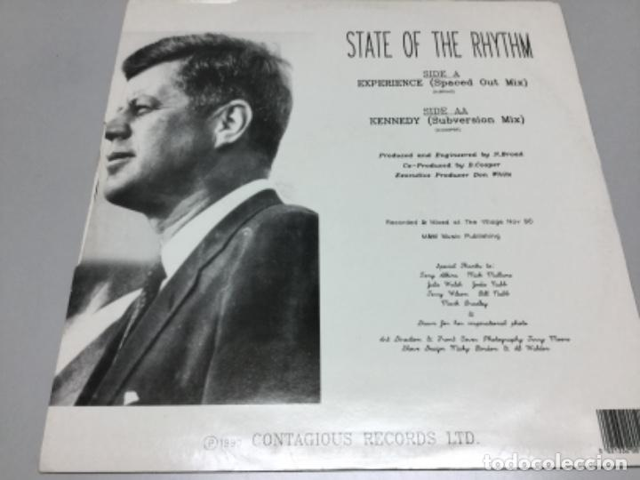 Discos de vinilo: State of the rhythm - Experience/ Kennedy - Foto 2 - 141818278