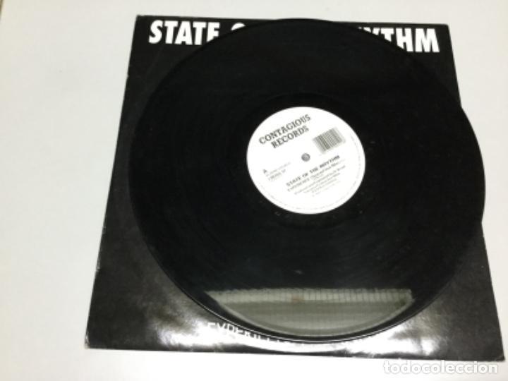 Discos de vinilo: State of the rhythm - Experience/ Kennedy - Foto 3 - 141818278