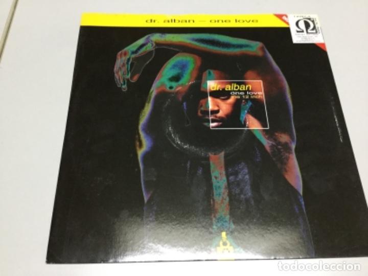 DR. ALBAN - ONE LOVE (Música - Discos de Vinilo - EPs - Electrónica, Avantgarde y Experimental)