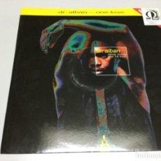 Discos de vinilo: DR. ALBAN - ONE LOVE . Lote 141818814