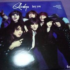 Discos de vinilo: QUIREBOYS (SN) HEY YOU AÑO 1989. Lote 141819558