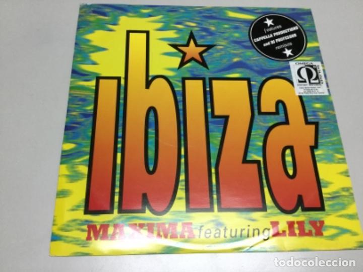 IBIZA - MAXIMA FEATURING LILY (Música - Discos de Vinilo - EPs - Electrónica, Avantgarde y Experimental)