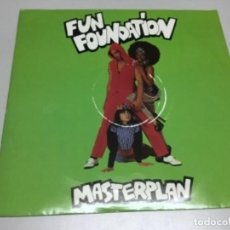 Discos de vinilo: FUN FOUNDATION - MASTERPLAN . Lote 141821158