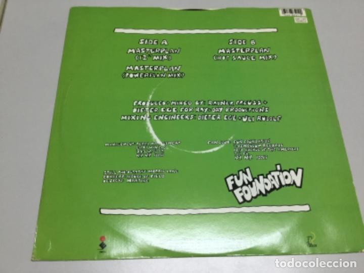 Discos de vinilo: Fun Foundation - Masterplan - Foto 3 - 141821158
