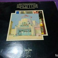 Discos de vinilo: LED ZEPPELIN - THE SONGS REMAINS THE SAME - 2 LP. Lote 141823010