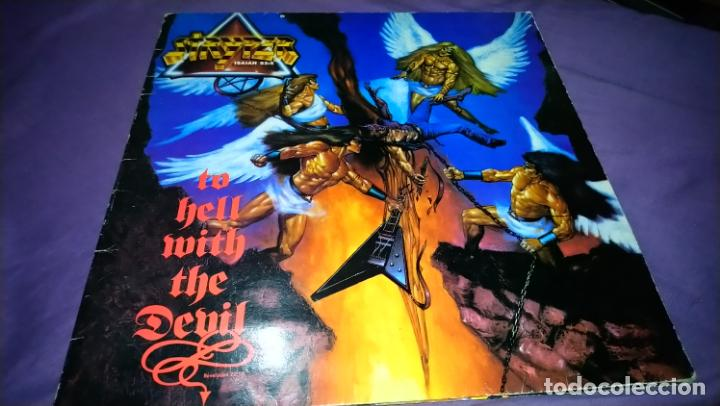 Lp Stryper To Hell With The Devil Doble Carp Buy Vinyl Records