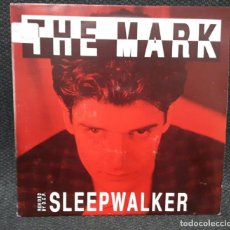 Discos de vinilo: THE MARK - SLEEPWALKER - SINGLE - ESPAÑA - PROMOCIONAL - UNA SOLA CARA - 1992. Lote 141828430
