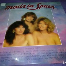 Discos de vinilo: MADE IN SPAIN LP. Lote 141835298