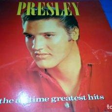 Discos de vinilo: LP DOBLE-ELVIS PRESLEY-THE ALL TIME GREATEST HITS. Lote 141836510