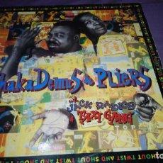 Discos de vinilo: CHAKA DEMUS & PLIERS-TWIST AND SHOUT.MAXI. Lote 141840858