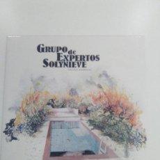 Discos de vinilo: GRUPO DE EXPERTOS SOLYNIEVE COLINAS BERMEJAS ( 2014 EL SEGELL ) NUEVO PRECINTADO LOS PLANETAS J. Lote 141848094