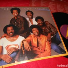Discos de vinilo: THE TEMPTATIONS LP 1981 GORDY AMERICA USA. Lote 141852310