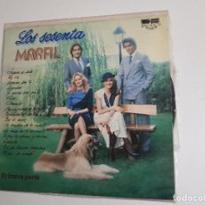 Discos de vinilo: MARFIL - LOS SESENTA (VINILO). Lote 141868830