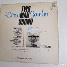 Discos de vinilo: TWO MAN SOUND - DISCO SAMBA (VINILO). Lote 141869014