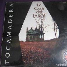 Discos de vinilo: TOCAMADERA – LA CASA DEL TAROT LP TUBOESCAPE RECORDS 1986 - PRECINTADO - POP ROCK . Lote 141872894