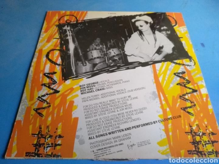 Discos de vinilo: Disco (culture club)do you really want to hurt me sño 1982 - Foto 3 - 141894557