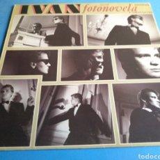 Discos de vinilo: DISCO (IVAN) FOTONOVELA CAPITULO 2 AÑO 1985. Lote 141896016