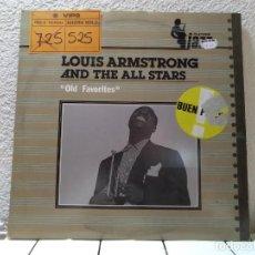 Discos de vinilo: LOUIS ARMSTRONG . Lote 141897790