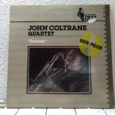 Discos de vinilo: JOHN COLTRANE. Lote 141897878