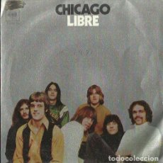 Discos de vinilo: CHICAGO. SINGLE. SELLO CBS. EDITADO EN ESPAÑA. AÑO 1971. Lote 141899062