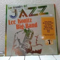 Discos de vinilo: LOS GRANDES DEL JAZZ 7. Lote 141901494