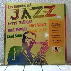 Discos de vinilo: LOS GRANDES DEL JAZZ 8. Lote 141901558