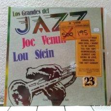 Discos de vinilo: LOS GRANDES DEL JAZZ 23. Lote 141901790