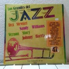 Discos de vinilo: LOS GRANDES DEL JAZZ 47. Lote 141901986