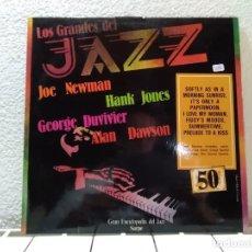 Discos de vinilo: LOS GRANDES DEL JAZZ 50. Lote 141902090