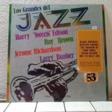 Discos de vinilo: LOS GRANDES DEL JAZZ 53. Lote 141902142