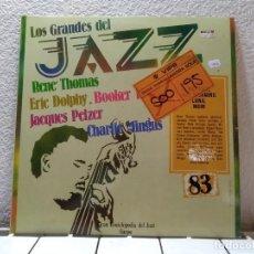 Discos de vinilo: LOS GRANDES DEL JAZZ 83. Lote 141904366